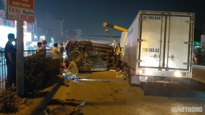 tin tức tai nạn giao thông mới nhất ngày hôm nay 14/11/2020