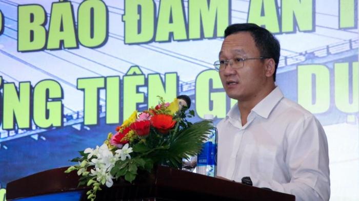 Ông Khuất Việt Hùng: Xử nghiêm vi phạm, giám sát chặt phương tiện gia dụng 1