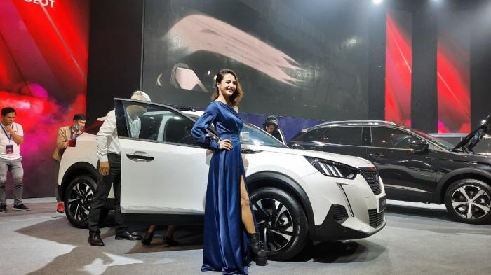 Peugeot 2008 ra mắt khách hàng Việt với giá từ 739 triệu đồng 7