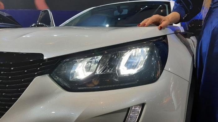 Peugeot 2008 ra mắt khách hàng Việt với giá từ 739 triệu đồng 14