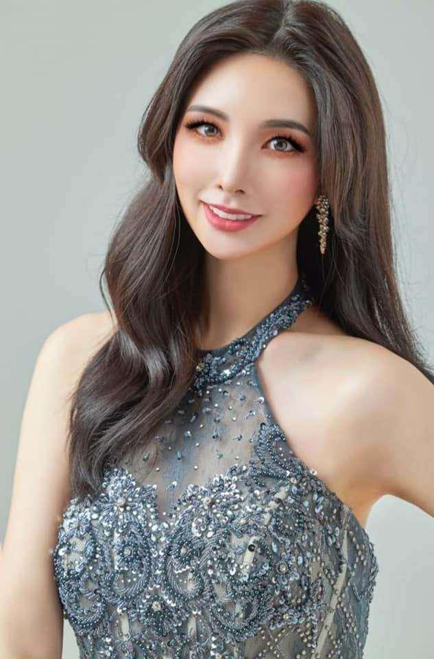 Cận cảnh nhan sắc gây tranh cãi của Hoa hậu Hoàn vũ Hàn Quốc 2020 8