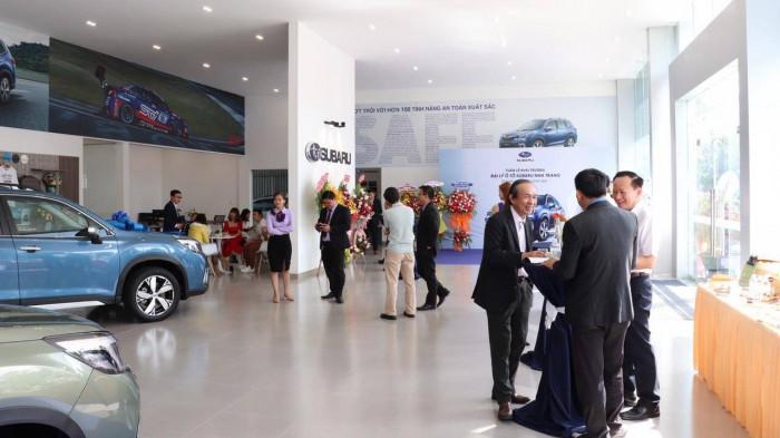 Subaru khai trương đại lý ủy quyền thứ 19 tại Việt Nam 1