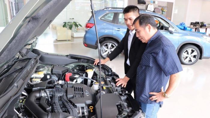 Subaru khai trương đại lý ủy quyền thứ 19 tại Việt Nam 2