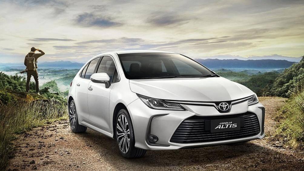 Trong khi Toyota Việt Nam vẫn còn phân phối Corolla Altis bản nâng cấp 2020 thì ở Thái Lan Corolla Altis sắp có bản nâng cấp mới