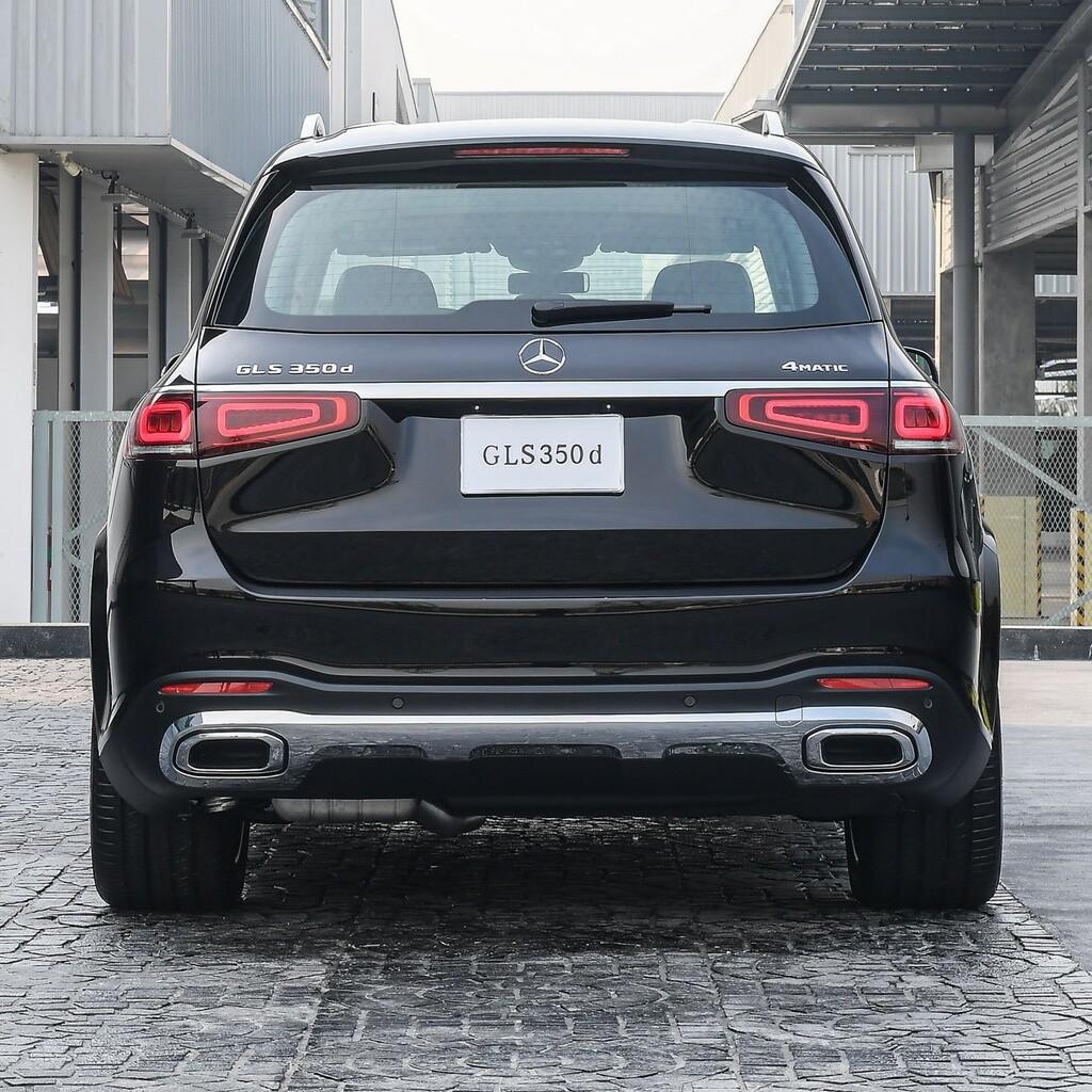 Mercedes-Benz GLS 350 d 4MATIC AMG Premium sử dụng động cơ diesel 6 xy-lanh 2.9L, kết hợp với công nghệ Hybrid Mileage 48V EQ Boost