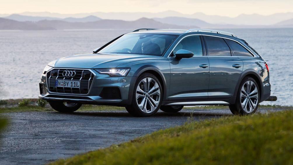 9. Audi A6 Allroad (giá khởi điểm: 65.000 USD)