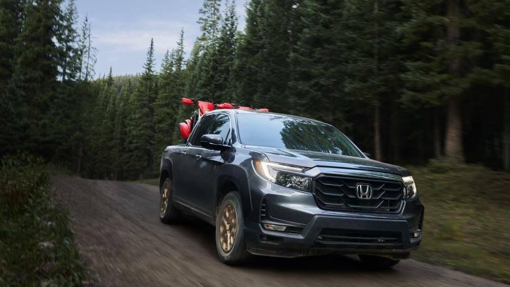 Honda Ridgeline 2021 mới sẽ bắt đầu có mặt tại đại lý từ tháng 5 năm nay tại thị trường Mỹ