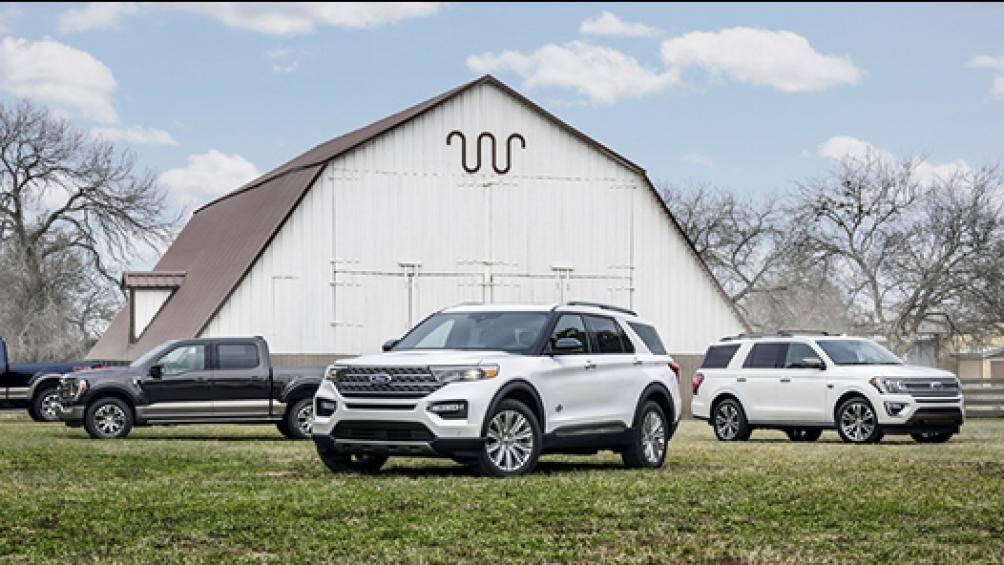 Hãng xe Mỹ vừa chính thức giới thiệu phiên bản đặc biệt mới có tên Ford Explorer King Ranch 2021 với giá bán 1,2 tỷ đồng