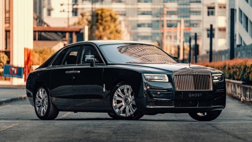 Sau 5 tháng từ khi được giới thiệu toàn cầu, Rolls-Royce Ghost thế hệ thứ 2 vừa được ra mắt tại Thái Lan