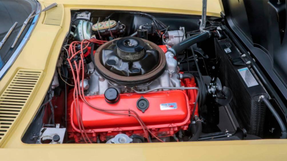 Những nâng cấp khác mà các mẫu xe L88 yêu thích bao gồm hệ thống treo độc đáo, phanh đĩa hạng nặng
