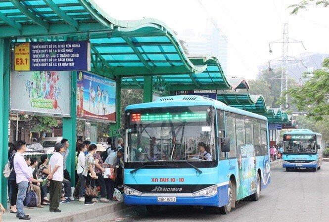 """cần """"đòn bẩy"""" chính sách nâng sản lượng khách đi xe buýt"""