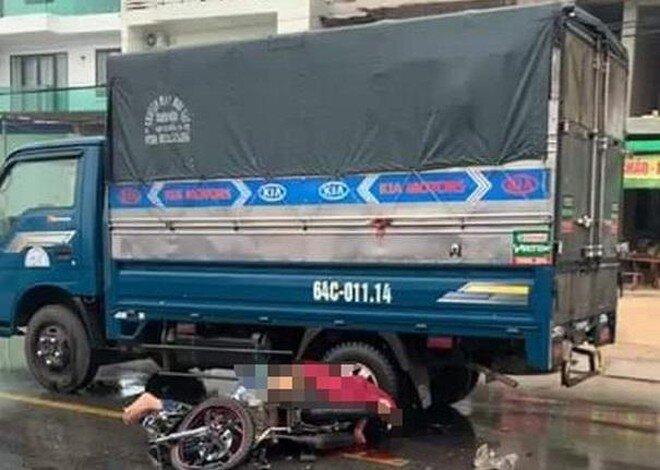 Nghệ An: 2 vụ tai nạn chết người trong ngày mưa lạnh 1