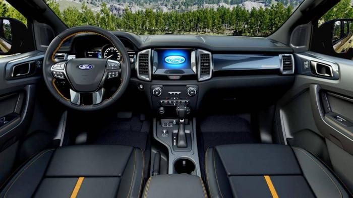 Quy trình kiểm tra Ford Ranger trước khi xuất xưởng 2