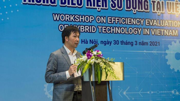 Ô tô hybrid phù hợp nhất với điều kiện Việt Nam hiện nay 2