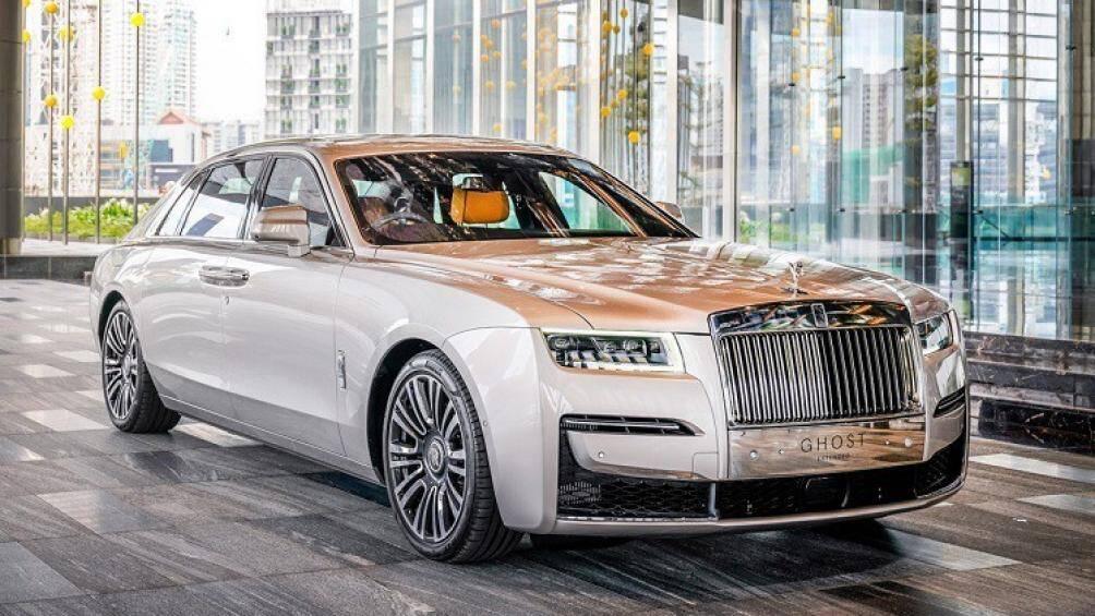 Malaysia là thị trường tiếp theo ở Đông Nam Á mà Rolls-Royce Ghost 2021 trình làng, sau Singapore, Thái Lan và Campuchia