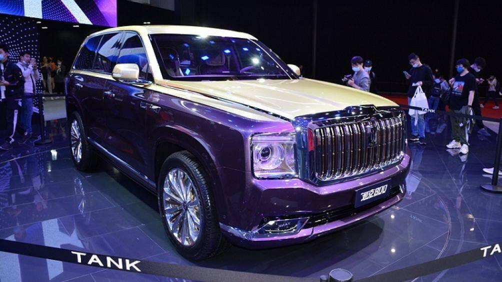 Mới đây, thương hiệu con của Great Wall Motors là Tank tiếp tục cho ra mắt một mẫu SUV hạng sang hoàn toàn mới với tên gọi 800