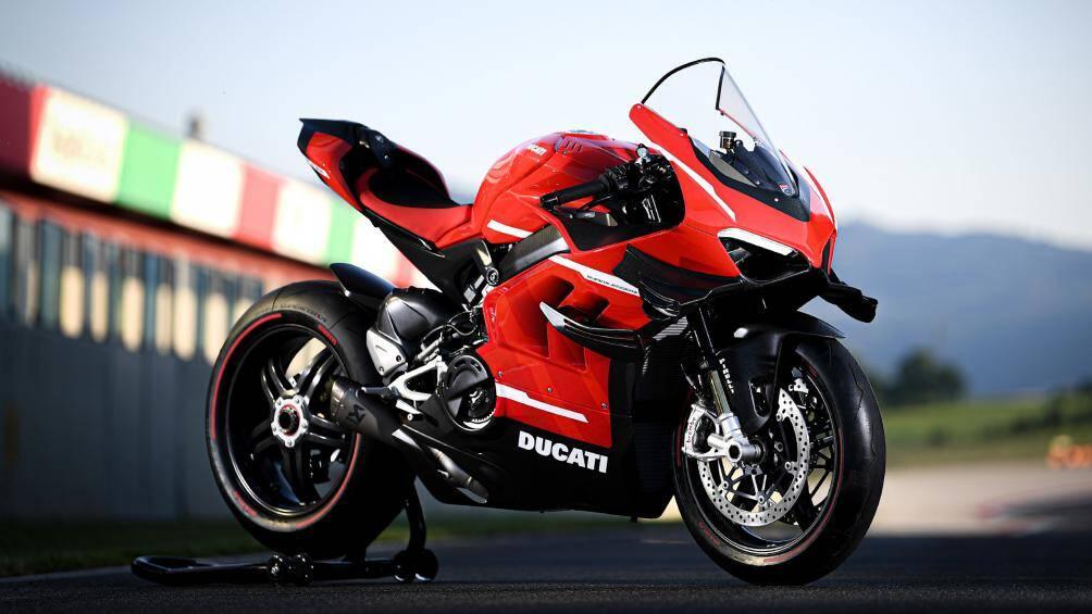 1. Ducati Superleggera V4