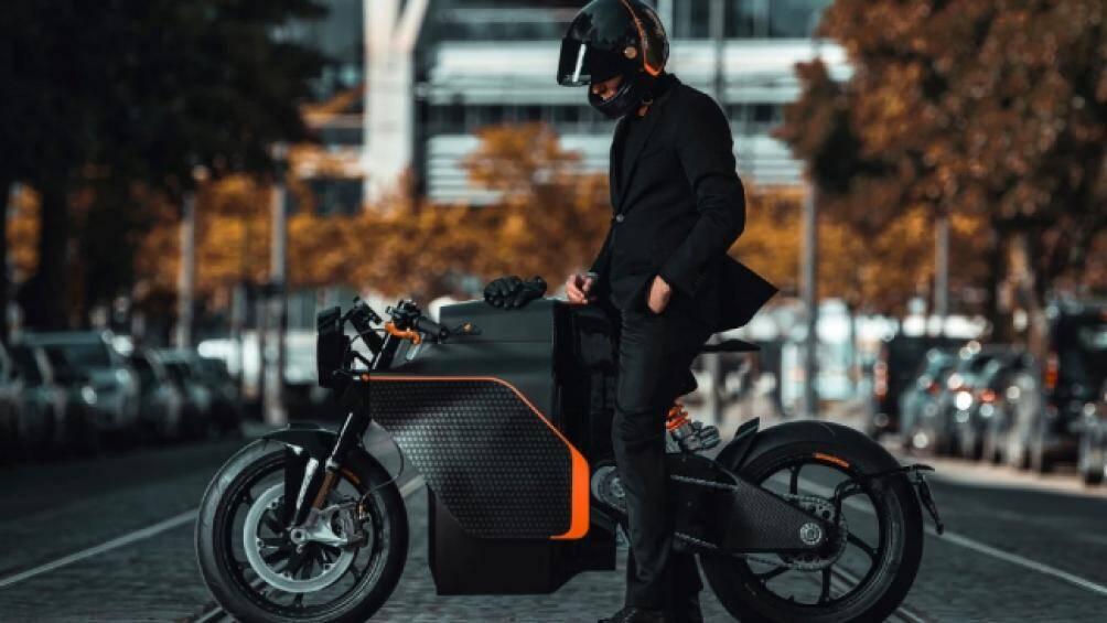 Xe mang hệ thống pin có thể chạy được quãng đường dài 330 km mỗi lần sạc