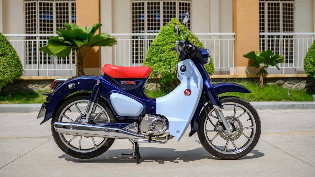 1. Honda Super Cub