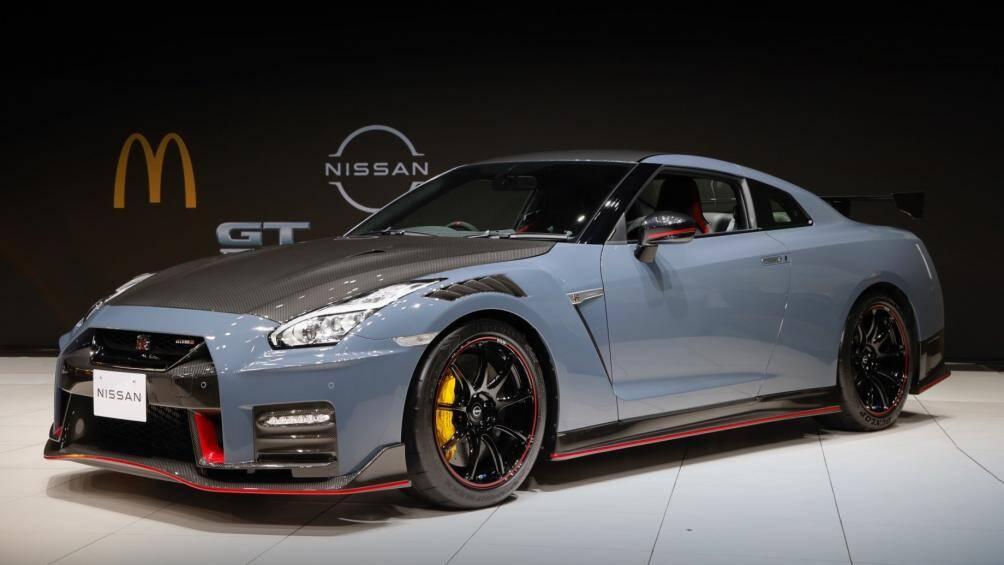 1. Nissan GT-R Nismo Special Edition