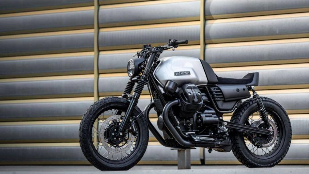 6. Moto Guzzi V7 III Racer LE (giá: 8.240 - 9.990 USD)