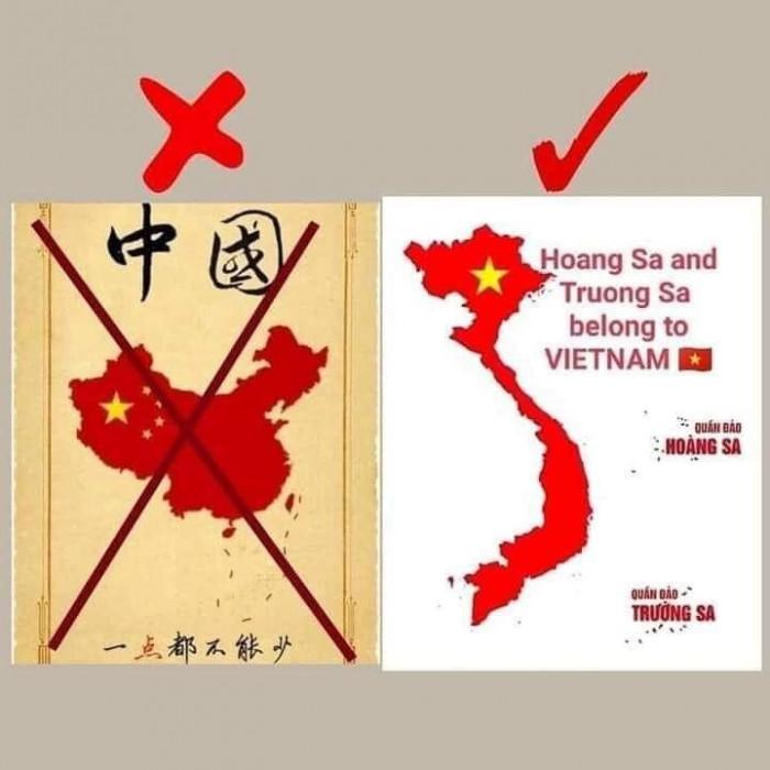 Sao Việt tẩy chay H&M vì đăng bản đồ đường lưỡi bò Trung Quốc 1