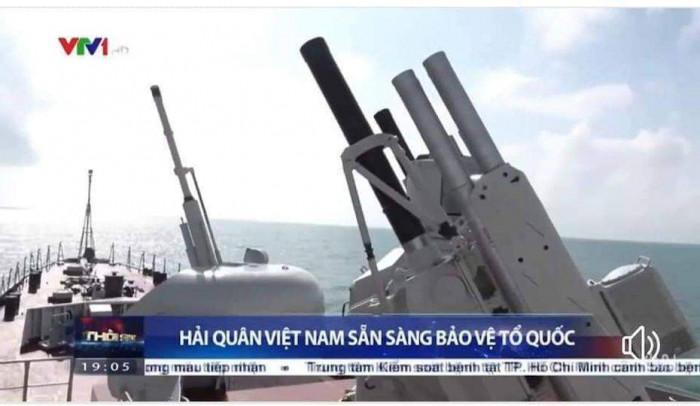 Hải quân Việt Nam diễn tập ở Quần đảo Trường Sa 2