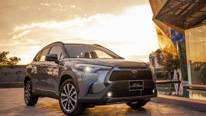 Toyota Corolla Cross bán ra gần 1.400 xe trong tháng 3/2021 2