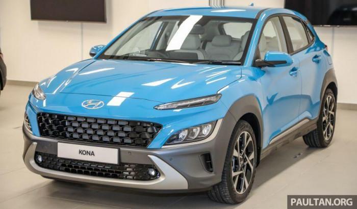 Hyundai Kona phiên bản mới ra mắt tại Malaysia, sắp bán tại Việt Nam? 1