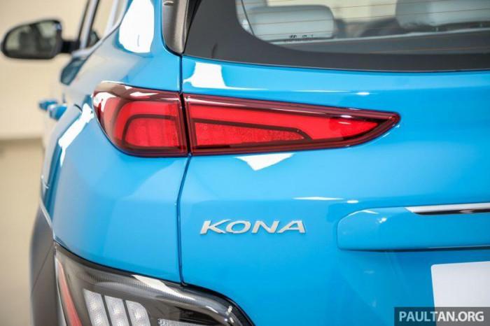 Hyundai Kona phiên bản mới ra mắt tại Malaysia, sắp bán tại Việt Nam? 19