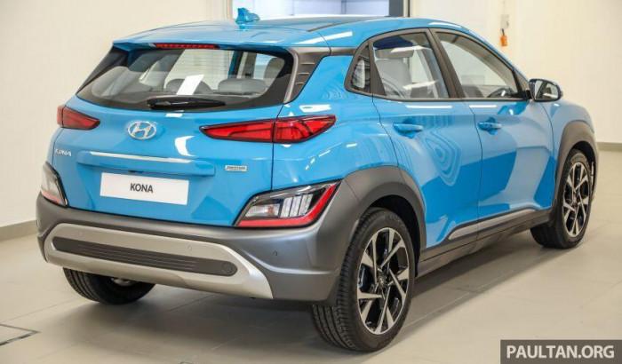 Hyundai Kona phiên bản mới ra mắt tại Malaysia, sắp bán tại Việt Nam? 5
