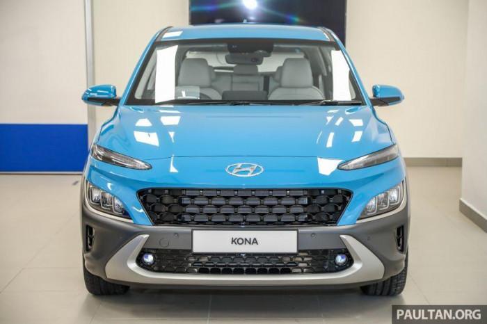 Hyundai Kona phiên bản mới ra mắt tại Malaysia, sắp bán tại Việt Nam? 6