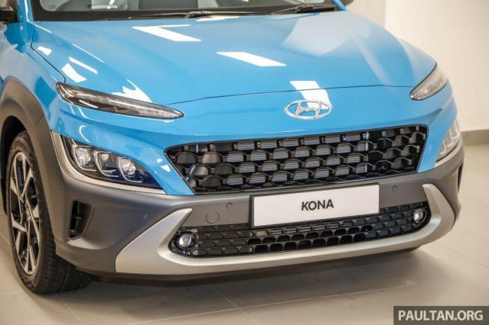 Hyundai Kona phiên bản mới ra mắt tại Malaysia, sắp bán tại Việt Nam? 9