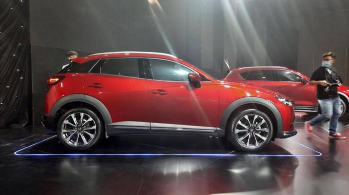 Mazda CX-3 và CX-30 ra mắt tại Việt Nam, đánh chiếm phân khúc xe gầm cao 5