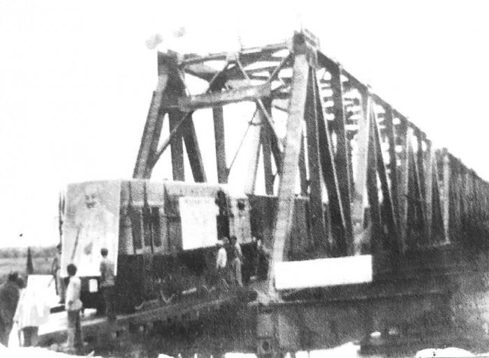 thần tốc khôi phục đường sắt bắc - nam sau thống nhất