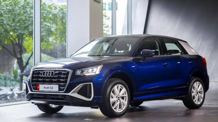 Audi Việt Nam ra mắt mẫu SUV gắn công nghệ ngắt nghỉ xi lanh theo yêu cầu 2