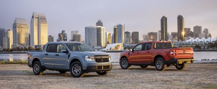 Cận cảnh bán tải Ford Maverick vừa ra mắt, giá từ 459 triệu đồng 4
