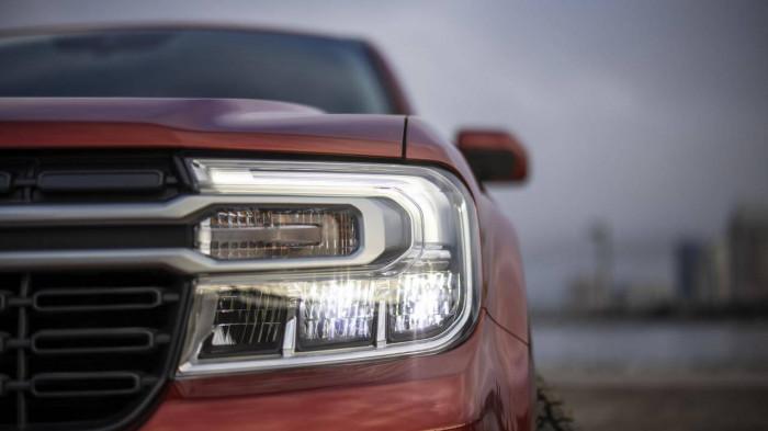 Cận cảnh bán tải Ford Maverick vừa ra mắt, giá từ 459 triệu đồng 11