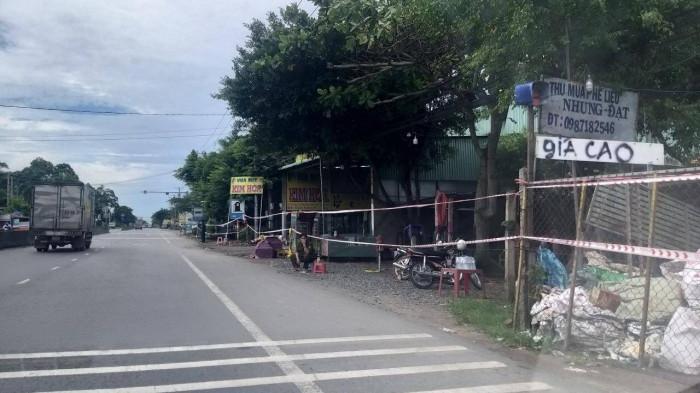 Hai công nhân làm việc trên cao tốc Trung Lương-Mỹ Thuận mắc Covid-19 1