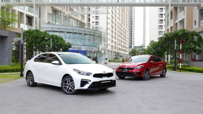 Mua xe Kia - Mazda trong tháng 6 sẽ nhận ưu đãi tới 120 triệu đồng 1