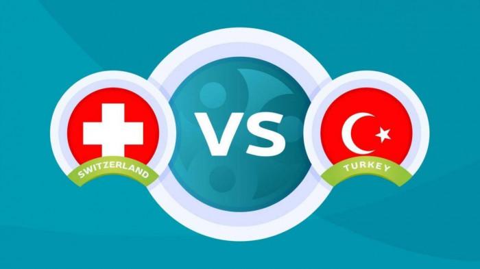 Link xem trực tiếp Thụy Sĩ vs Thổ Nhĩ Kỳ