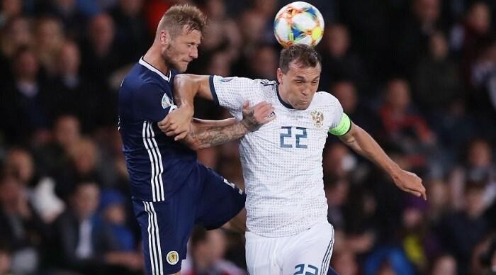 Dự đoán kết quả Nga vs Đan Mạch