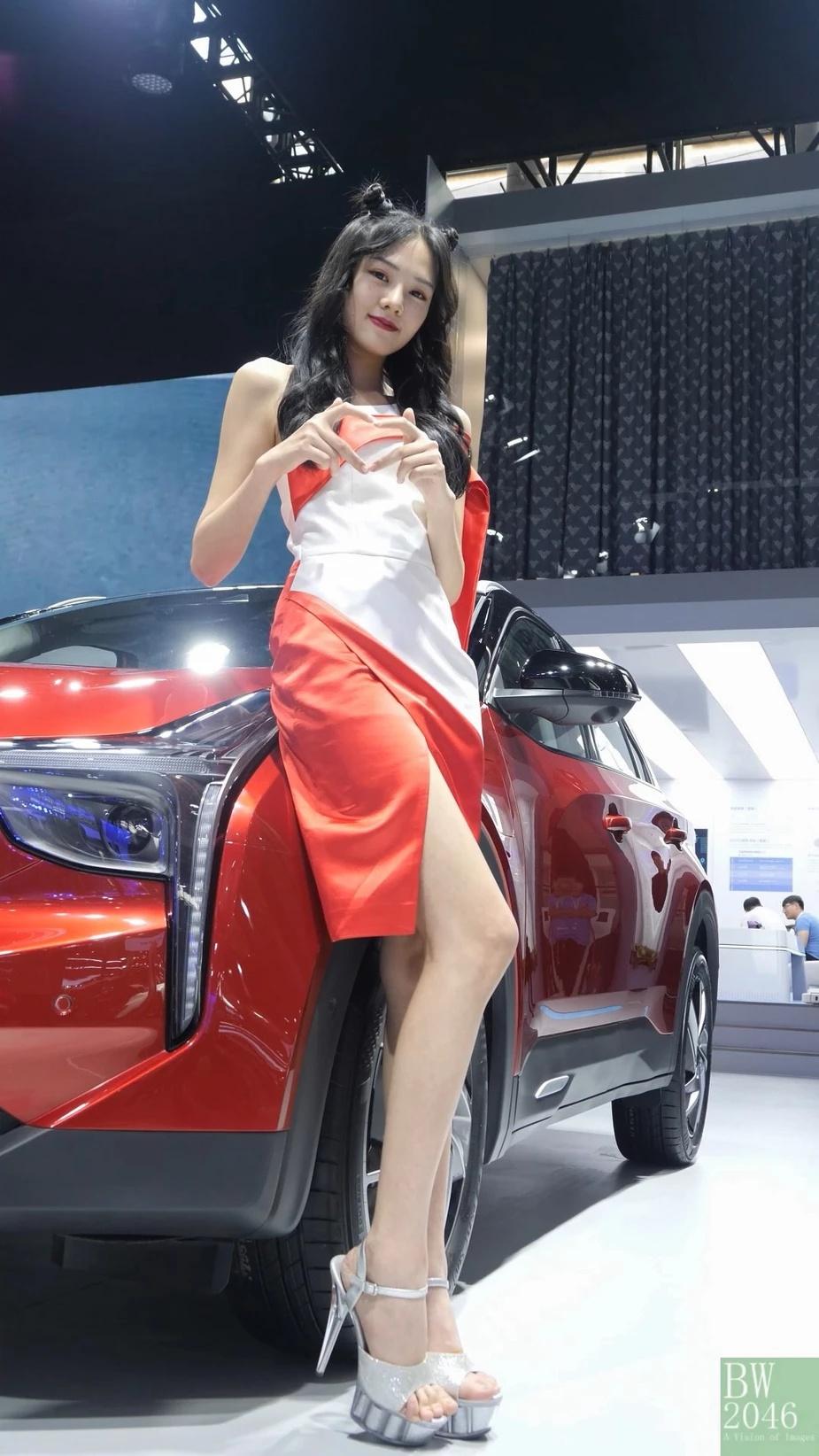 Hầu như tất cả các thương hiệu lớn của Trung Quốc và nước ngoài đều có mặt tại Triển lãm ô tô Quảng Châu diễn ra hàng năm