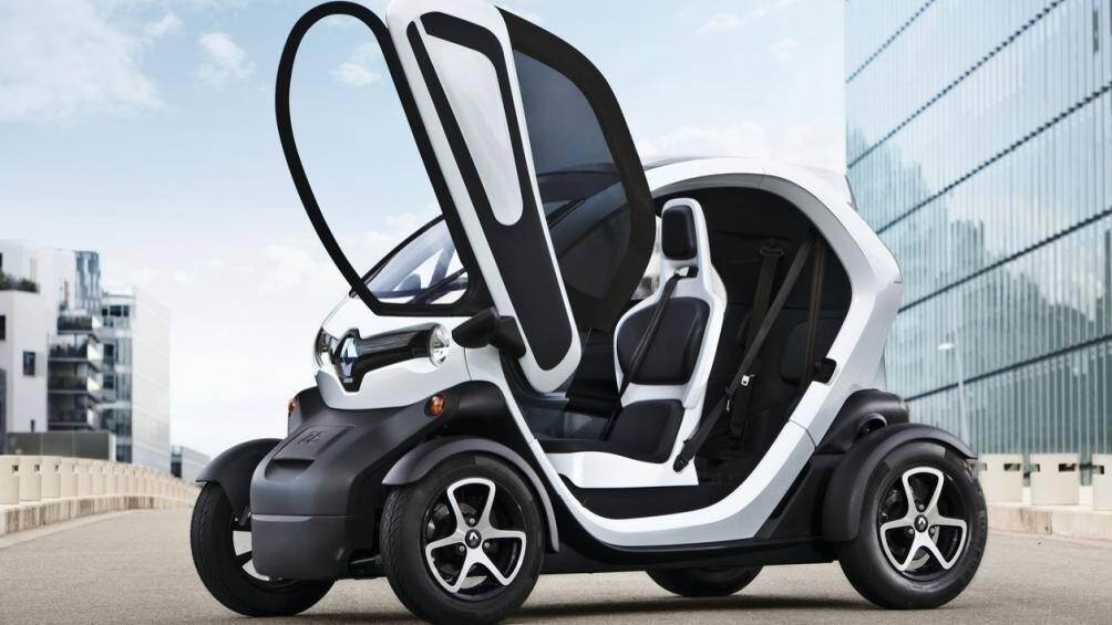 10. Renault Twizy