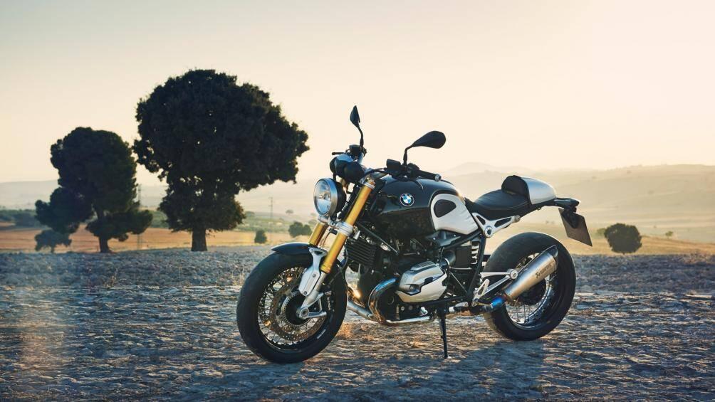 10. BMW R nineT