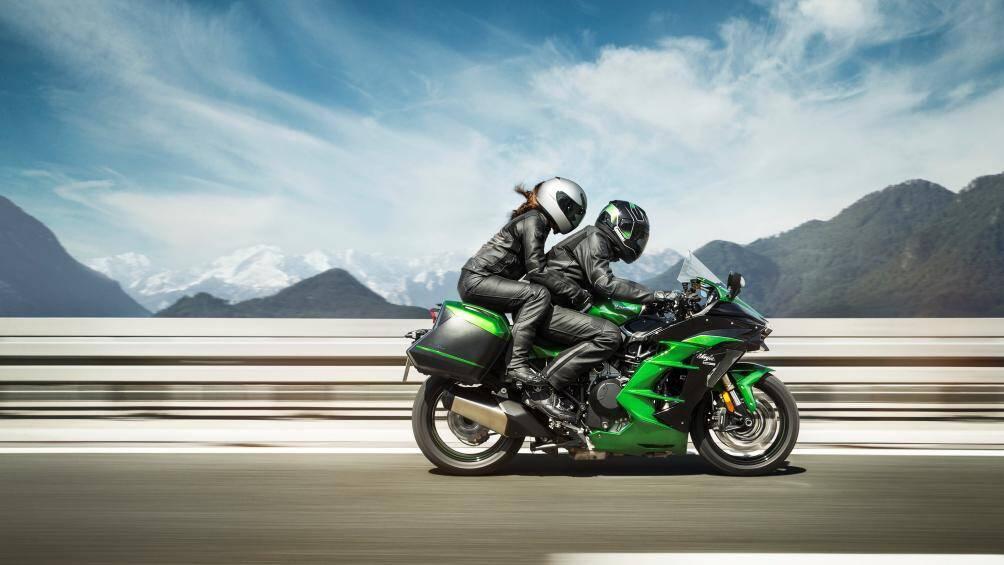 6. Kawasaki H2 SX