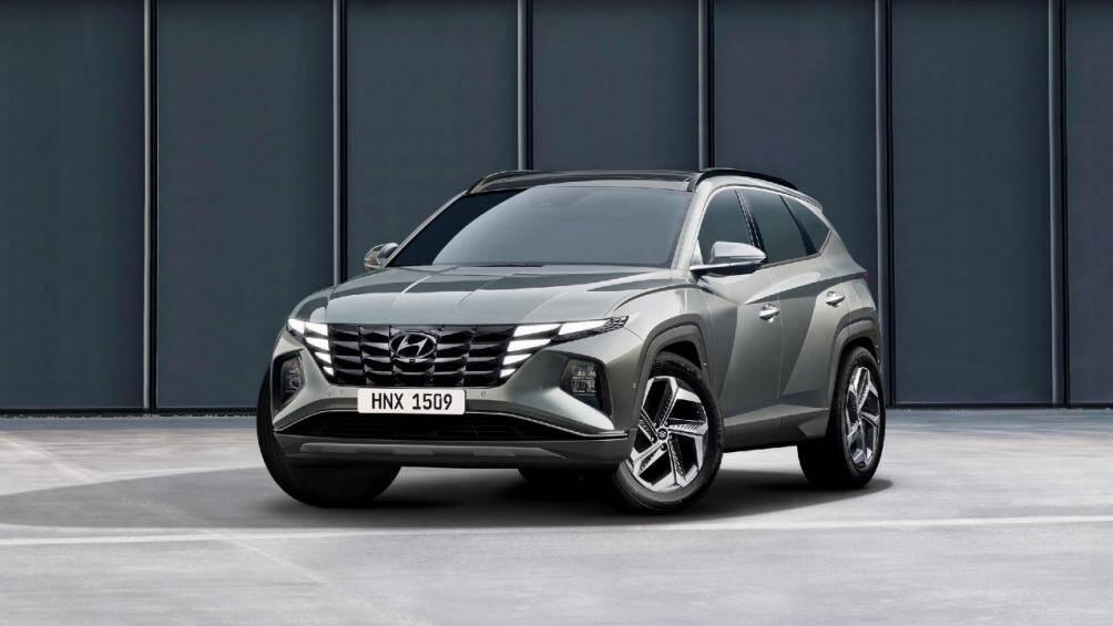 1. Hyundai Tucson 2021