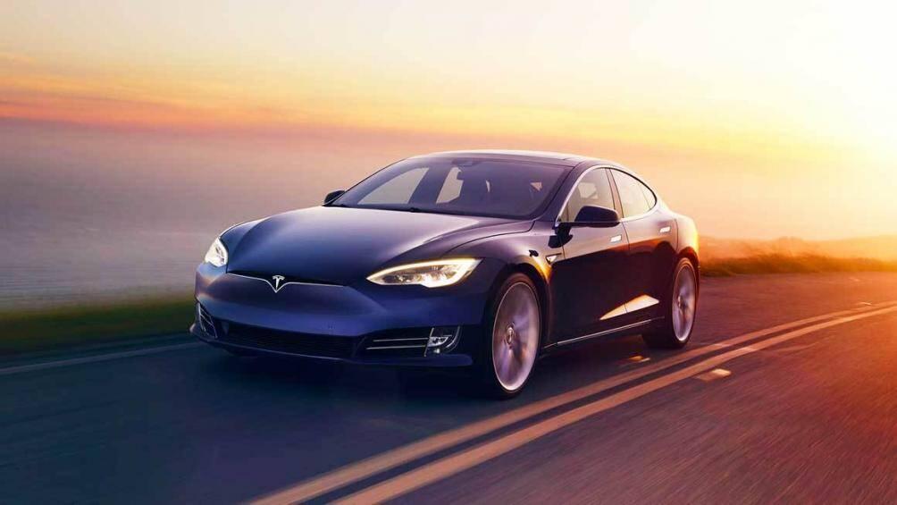 1. Tesla Model S Plaid