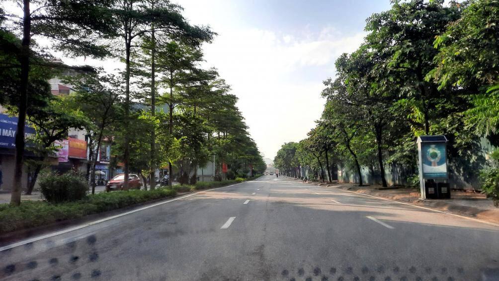 Từ 6h sáng nay (24/7), TP Hà Nội bắt đầu áp dụng Chỉ thị số 17/CT-UBND theo tinh thần của Chỉ thị 16/CT-TTg của Thủ tướng Chính phủ để tăng cường các biện pháp phòng, chống dịch bệnh Covid-19.