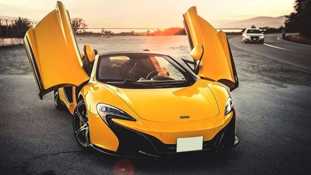 10. McLaren 650S